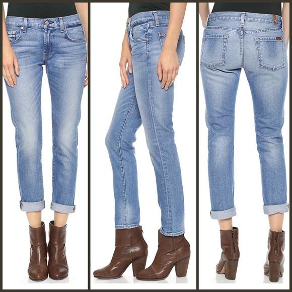 girlfriend jeans vs boyfriend jeans